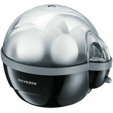 Artikelbild SEVERIN EK 3056 Eierkocher für bis zu  6 Eier, Signalton, Ein-/Aus