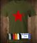 QUALITY Cotton Red Star T-shirt worn by Stipe REM R.E.M Socialism Communism