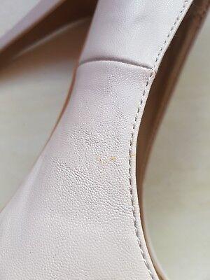 Damas Tacón Alto Zapatos Talla 8
