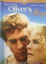 Oliver's Story (Love StorySequel) Ryan O'Neill Candice Bergen Region 4 DVD VGC