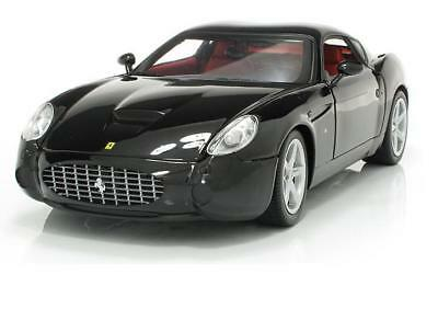 69375 Hot Wheels P9888 Ferrari 575 GTZ Zagato schwarz Modellauto 1:18 NEU in OVP