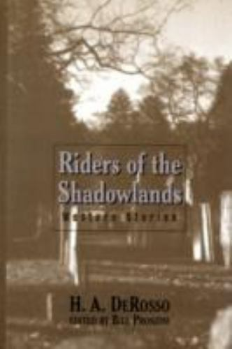 Riders of Shadowlands (Five Star First Edition Western)-ExLibrary