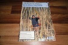 Traditionell BOGENSCHIESSEN # 51 -- Dreifachsehne mit Augspleiß-Kompositbogen