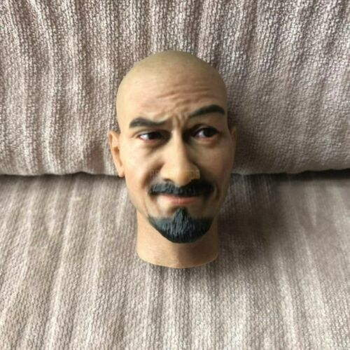 Free Shipping 1//6 scale head sculpt Karl Maka Hongkong actor Aces Go Places AU