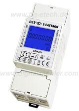 B+G e-tech LCD Wechselstromzähler Stromzähler Multifunktion 10(80)A SDM220-M-Bus