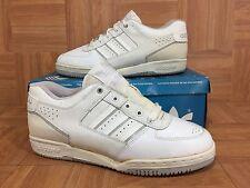 Vintage🔥 Adidas Circuit Original 1980's Tennis Shoes Sz 10.5 Edberg Lendl Korea