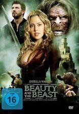 # DVD BEAUTY AND THE BEAST - DIE SCHÖNE UND DAS BIEST - ESTELLA WARREN ** NEU **