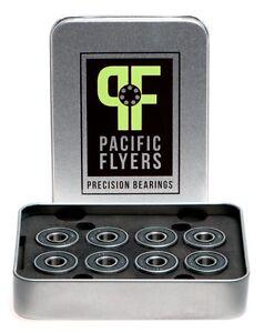 Pacific-Flyers-Premium-ABEC-9-Skateboard-Bearings-Set-of-8