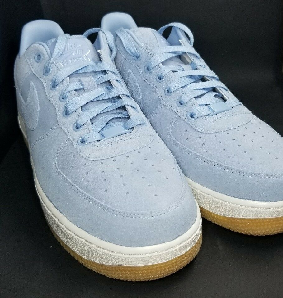 Nike Air Force One Low Suede ID size 10.5 AQ3661-991
