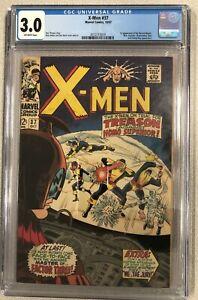 X-Men-37-CGC-3-0
