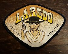Los Alamos LAREDO Atomic Test Patch - US Dept. of Energy - Nevada Test Site