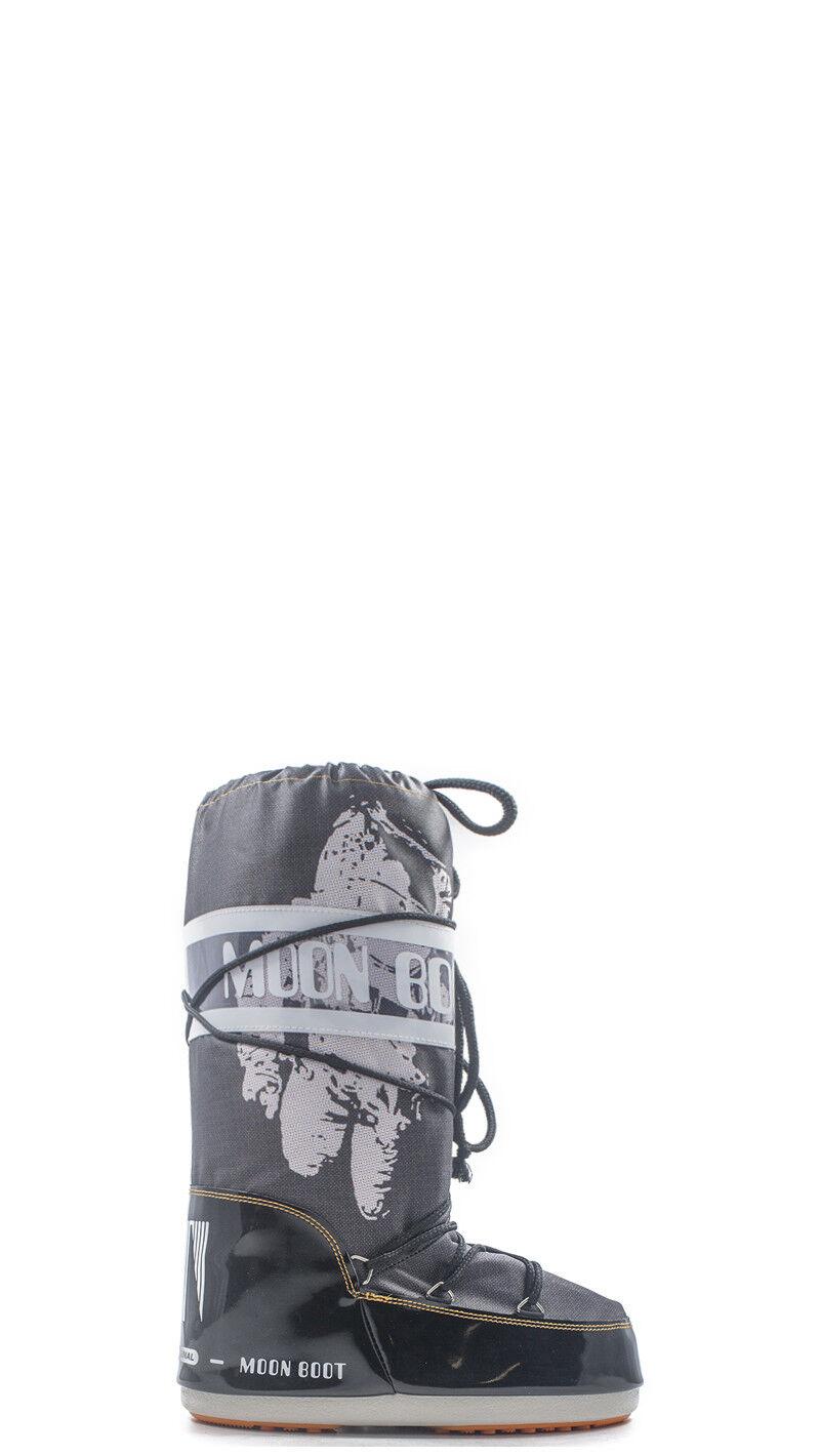 schuhe MOON Stiefel daSie Stiefel  schwarz PU,Tessuto 14019900-002S