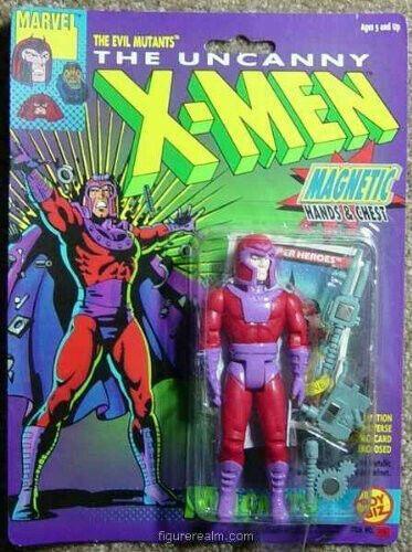Marvel the Uncanny X-Men Magneto Toybiz 1993
