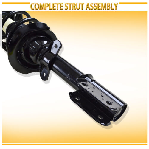 Fit Buick//Pontiac 2pcs Rear Right+Left Complete Strut Shock Coil Spring Assembly