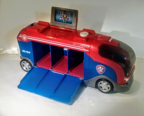 Paw Mission Patrol Cruiser Vehicle Police Patroller no sound