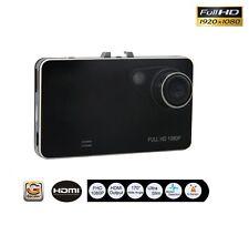 Full HD Dashcam R300 Blackbox, New Slim Design, 12MP Foto & 1080P Video Car DVR