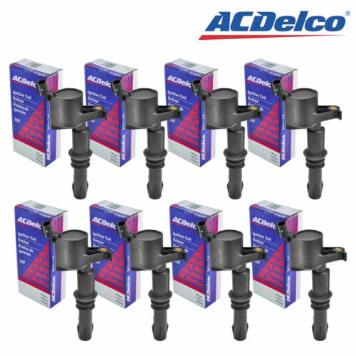 Set of 8 High Performance Ignition Coil AcDelco BS-C1541 DG511 NEW