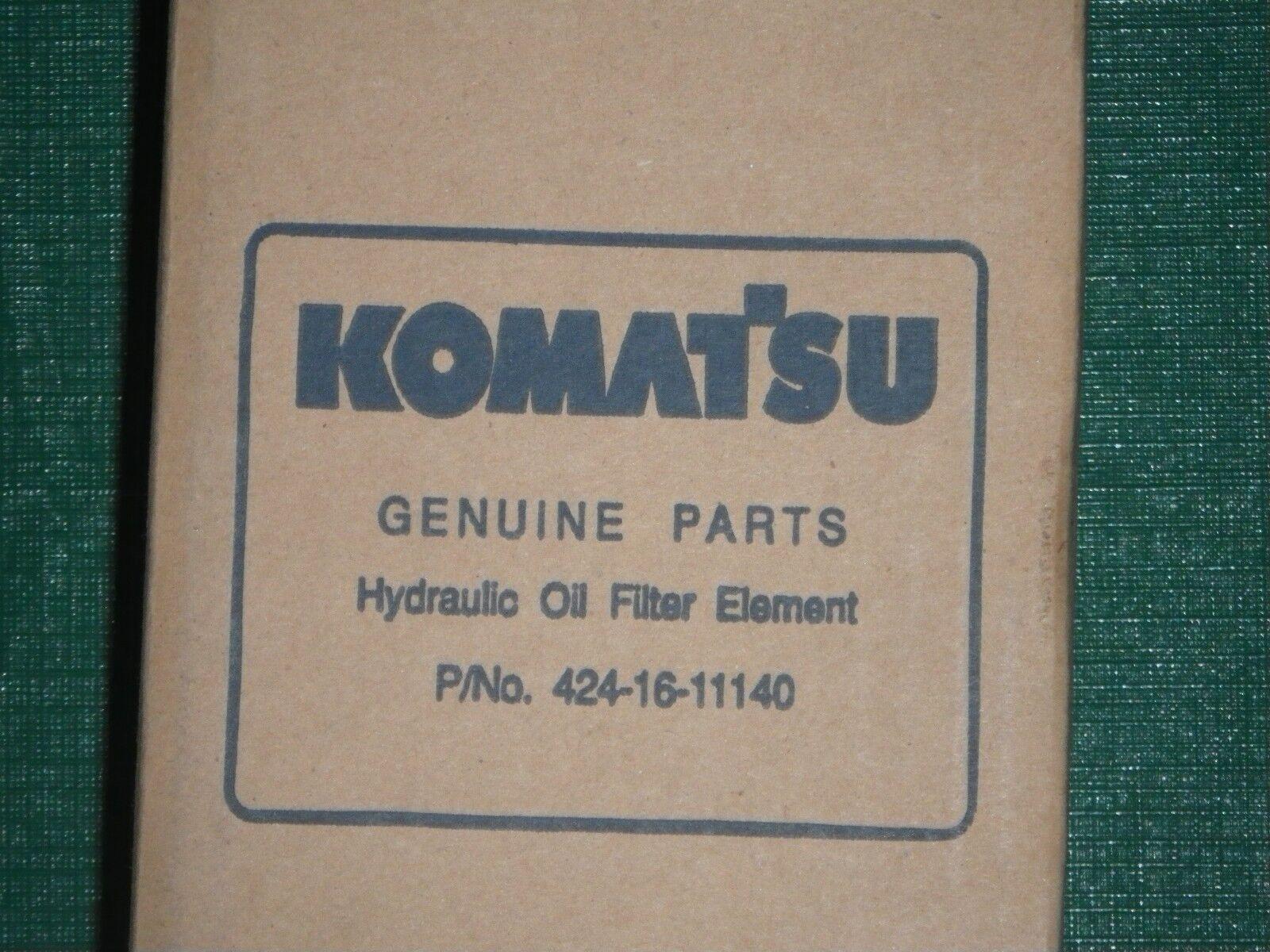424-16-11140 FILTER FOR KOMATSU !!!FREE SHIPPING!