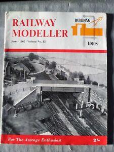 2019 Nouveau Style Railway Modeller Magazine June 1962 Prix Le Moins Cher De Notre Site