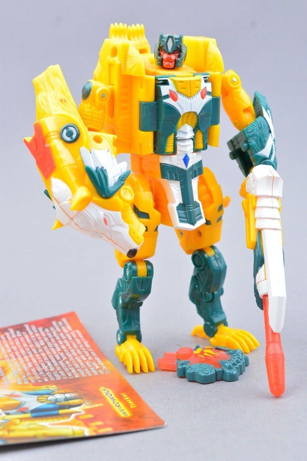 Transformers Botcon Weirdwolf Complete TFCC TFCC TFCC 8a953c