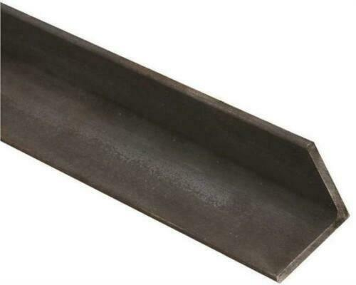 """Steel Angle Iron 1//8/"""" x 1-1//4/"""" x 6 Ft Hot Rolled Carbon Steel 90° Stock Mill"""