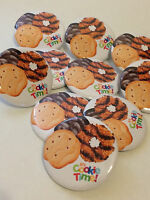 Girl Scout Cookies Set Of 10 Pinback Buttons Badges Sales Its Cookie Time Scouts