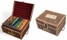 2 DAY SHIPPING Harry Potter Hard Cover Boxed Set : Books #1-7 [With Stickers]