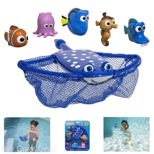 Character Mr Ray/'s Dive And Catch Games Finding Dory Set Kid/'s Pool Toys