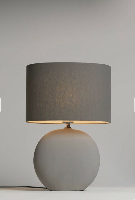Asymmetry Ceramic Table Lamps Large