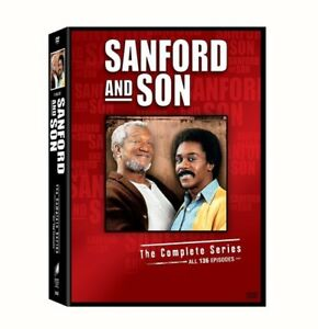 Sanford-and-Son-The-Complete-Series-New-DVD-Full-Frame-Special-Packaging
