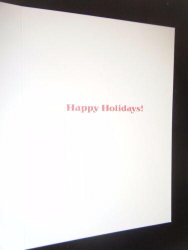 New Felix The Cat Let It Snow 12 Christmas Holiday Cards Peaceable Kingdom NIB