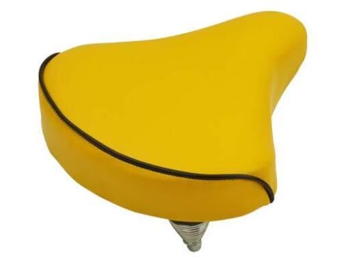 Standard Vinyl Beach Cruiser Saddle Bicycle Seat 209 Bike Seat All Colors!! NEW