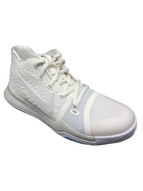 2e079dee2e36 2017 Nike Kyrie 3 PS Ivory Pale Grey Bone SNEAKERS Size 1y 869985 101 for  sale online