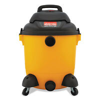 Shop-Vac 962-51-10 - Black/Yellow - Wet/Dry Cleaner Vacuums on Sale