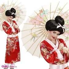 item 5 GIRLS GEISHA JAPANESE CHINESE KIMONO ORIENTAL CHILDRENS FANCY DRESS  UP COSTUME -GIRLS GEISHA JAPANESE CHINESE KIMONO ORIENTAL CHILDRENS FANCY  DRESS ...