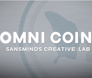 Omni-Coin-US-version-DVD-and-Gimmicks-by-SansMinds-Creative-Lab-Street-Magic