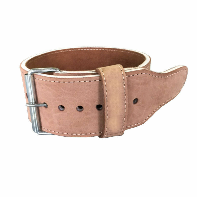 Powerlifting Classic Single Prong 10mm Belt - Ultra Soft Premium Suede
