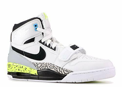 acidez seno Rico  Nike Men's Just Don x Jordan Legacy 312 'Billy Hoyle' White AQ4160-107 for  sale online