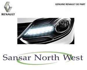 Passenger Front Daytime running Lamp Light DRL LED Left N//S Genuine Renault Captur