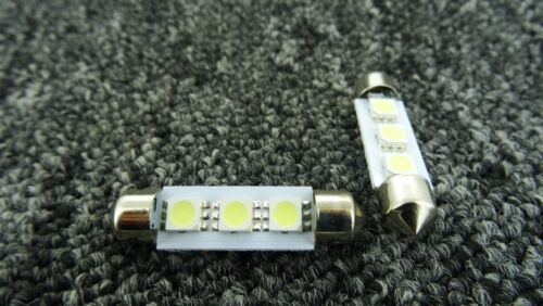 SKODA 36MM 3 SMD LED Light Lamp Bulb