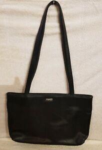 PICARD-Damentasche-EDEL-Schulter-Hand-LEDER-Tasche-Bag-Ledertasche-Schwarz-Neuw