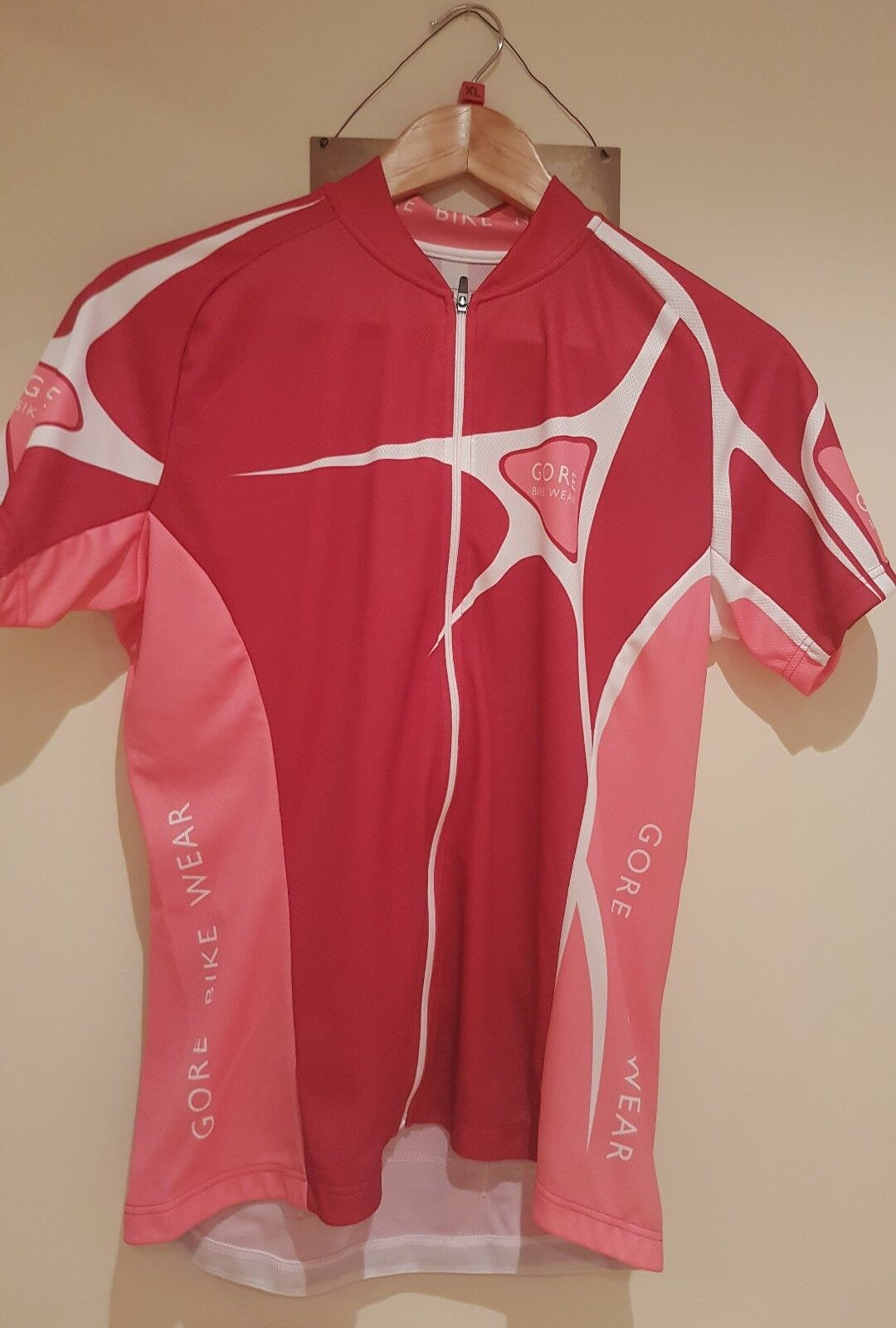 Gore Element Lady Adrenaline cycle jersey