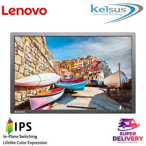 "Lenovo ThinkVision T2324pA 23"" FHD IPS LCD Monitor - 1920 x 1080 - HDMI DP VGA A"