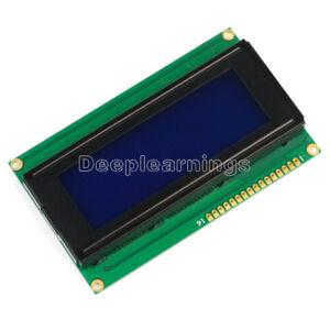 10PCS New 2004 204 20X4 Character LCD Display Module Blue Blacklight