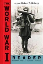 The World War I Reader-ExLibrary