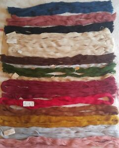 DMC-Broder-Medicis-Fine-Wool-Crewel-Petitpoint-Embroidery-1Ply-Yarn-14-Color-Lot