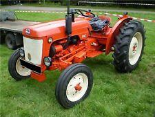 BMC Mini / Leyland 154 Tractors - Workshop / Service / Repair Manual.