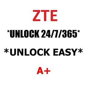 Details about Unlock code ZTE Grand X Max Plus Z987 Z787 Cricket Wireless  ZMAX Z970 MetroPCS