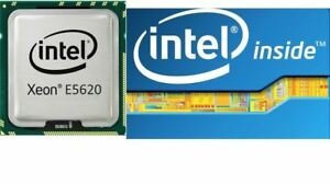 1366 Processore Xeon CPU Slbv Core Intel 2 E5620 4 Socket Quad 4GHz TOzqfxAw
