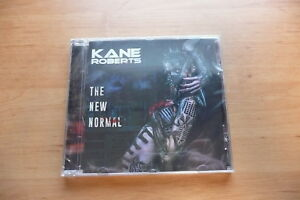 Details about @ CD KANE ROBERTS - THE NEW NORMAL / FRONTIERS RECORDS 2019  SS / MELODIC AOR USA